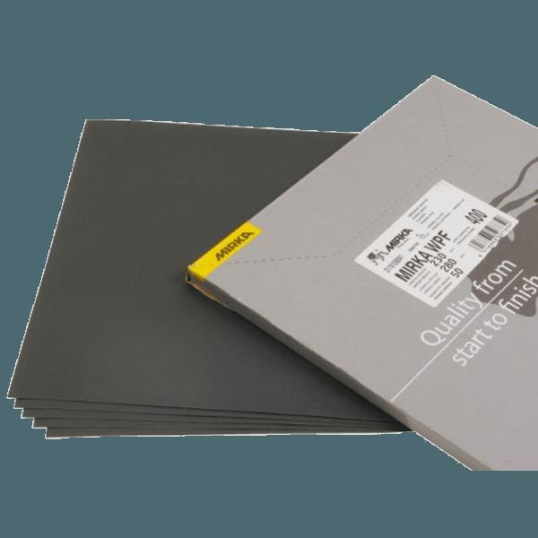 Mirka WPF Wet & Dry abrasive/ sanding paper P2000