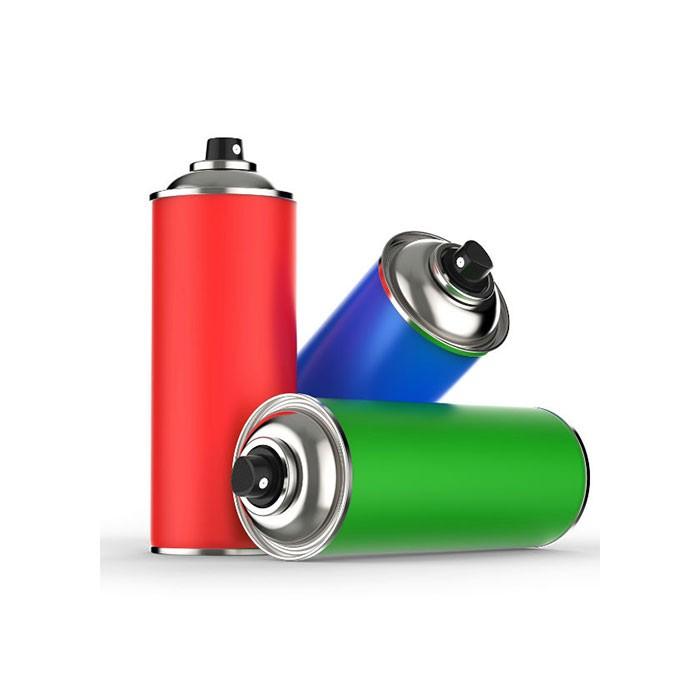 Crown Paints Colour Matched Aerosol Spray Paint 1K/2K 400ml