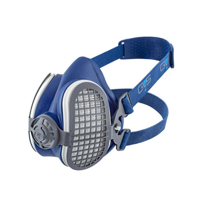 GVS Filter Tech. SPR501-SPR299 Elispe P3 Dust Half Mask Respirator, Filters Ready Fitted