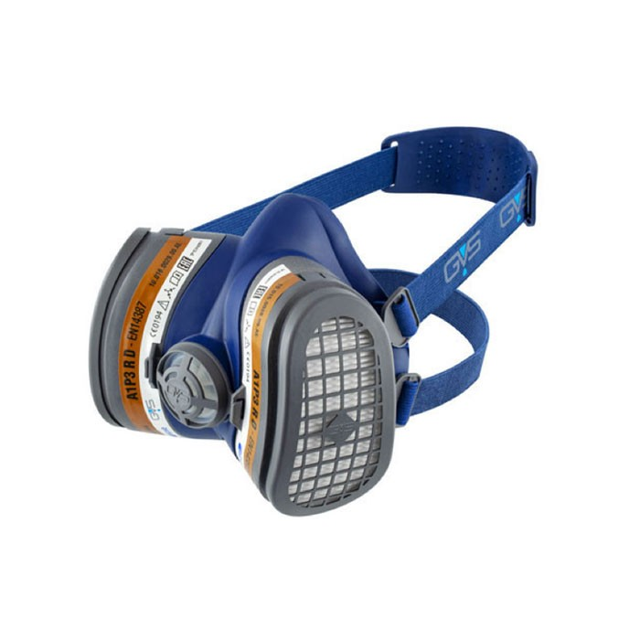 GVS Filter Tech. SPR504-359 Elipse A1p3 Dust & Organic Half Mask respirator, Filters Ready Fitted