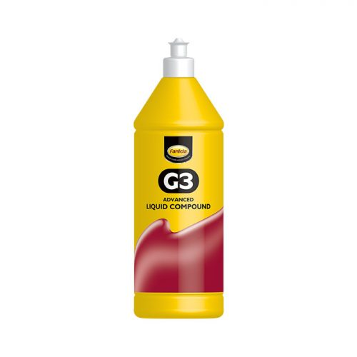 Farecla G3 Advanced Liquid Compound 1L Bottle
