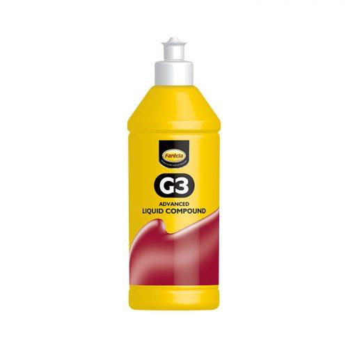Farecla G3 Advanced Liquid Compound 500ml Bottle