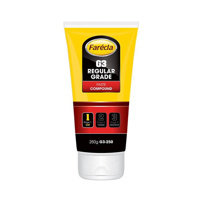 Farecla G3 Regular Grade Compound Paste 250g Tube