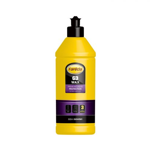 Farecla G3 Wax Premium Liquid Protection 500ml Bottle